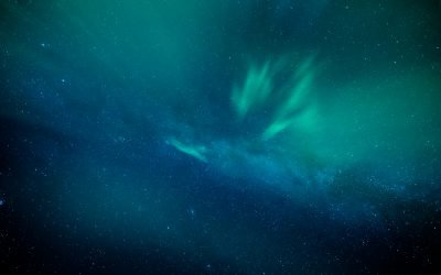 Firefox running on milky way – stories and myths behind Aurora borealis